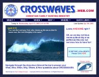 Crosswaves Surfing Ministry